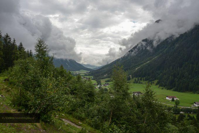 Blik Op Gschnitz-Obertal