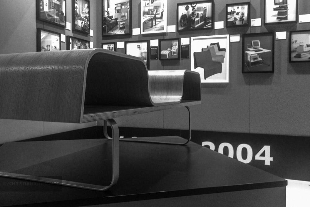 Klassieke IKEA salontafel in retrostijl