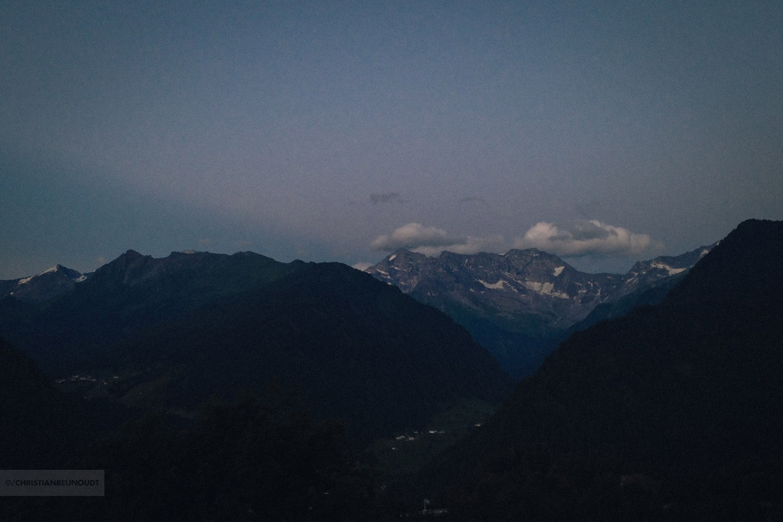 Overnachten langs de Brennerpas