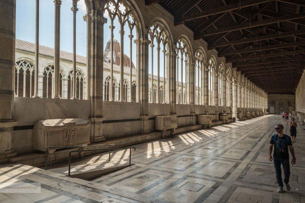 Il Camposanto, Pisa, Toscane