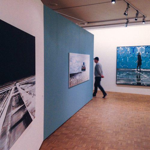 Tentoonstelling Wanderlust In Kunsthal Rotterdam