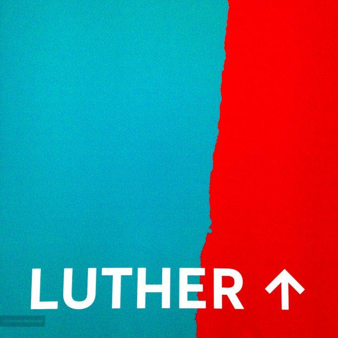 Luther, Man Van Het Jaar
