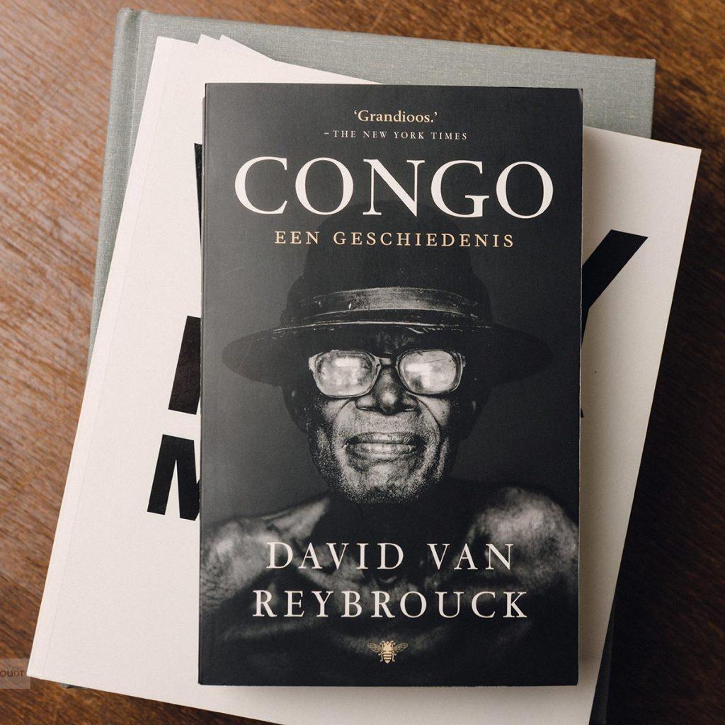 Congo -een geschiedenis- David van Reybrouck